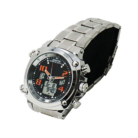 niño varios estilos elige mejor cucuba® Reloj joefox de pulsera impermeable para hombre ...