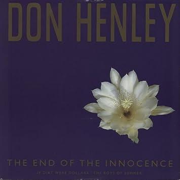 Don Henley End Of The Innocence Vinyl 12 Amazon Music