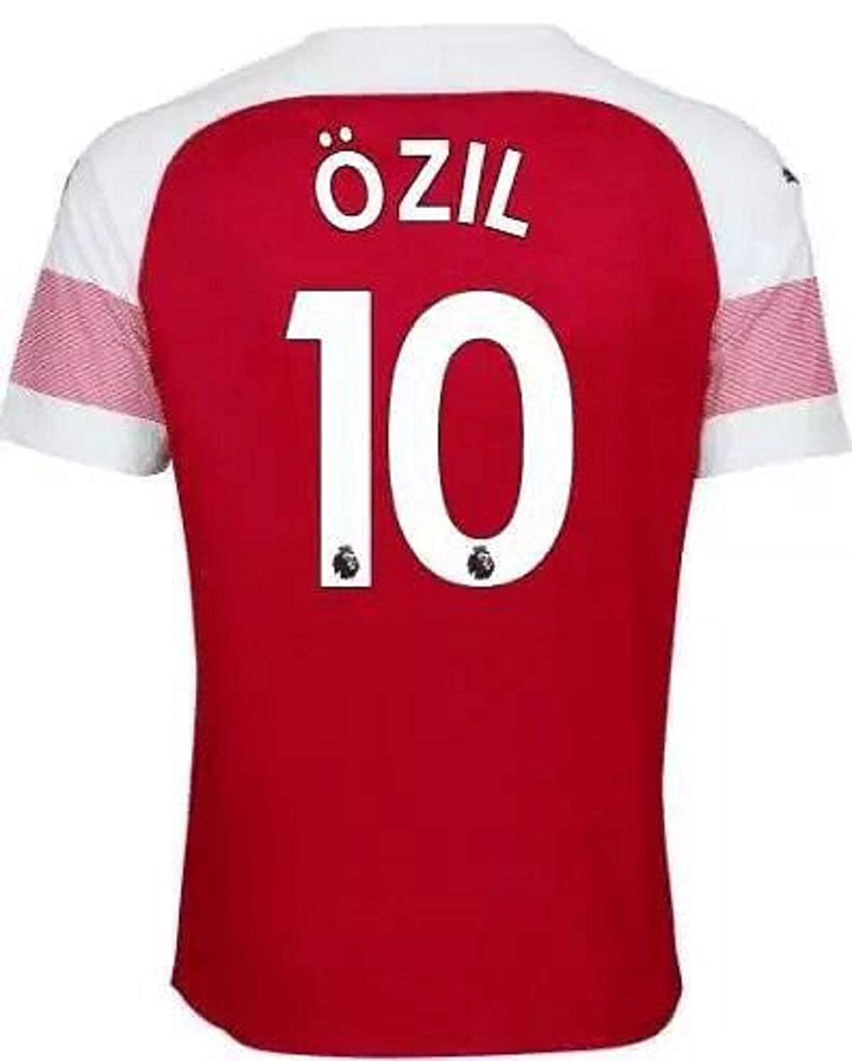 sale retailer ac905 389ff Amazon.com: Men's 18/19 Arsenal Ozil #10 Men's Jersey ...