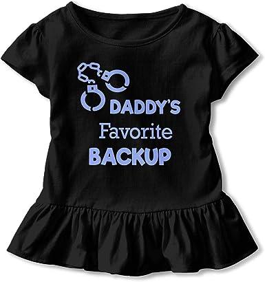 NMDJC CCQ Save The Bees Baby Skirts Fashion Kids T Shirt Dress Cotton Flounces Layette