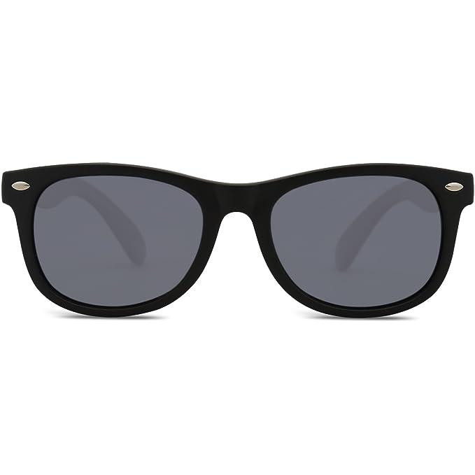 SojoS Kids Gafas De Sol Niños Y Niñas Marco Flexible Lentes Polarizadas UV400 SK205
