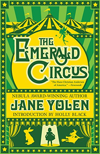Book Cover: The Emerald Circus