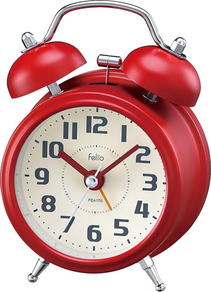 Felio(フェリオ) 目覚まし時計