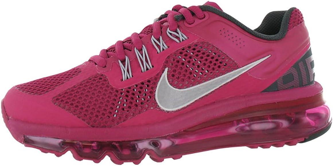 Mujer Nike Air MAX 2013 Zapatilla de Running, Color Fucsia ...