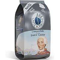 Caffè Borbone Compatibili Nescafè®*Dolce Gusto®* Miscela Nera - Confezione da 90 Capsule