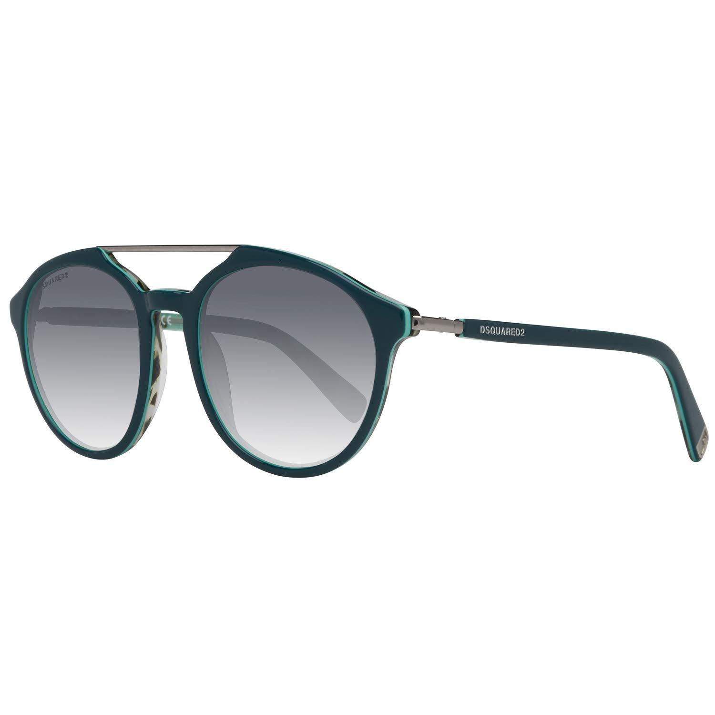 38eb569e597e Dsquared2 Men's D Squared Sun DQ0244 54A-50-19-140 Sunglasses, Blue, 50:  Amazon.co.uk: Clothing