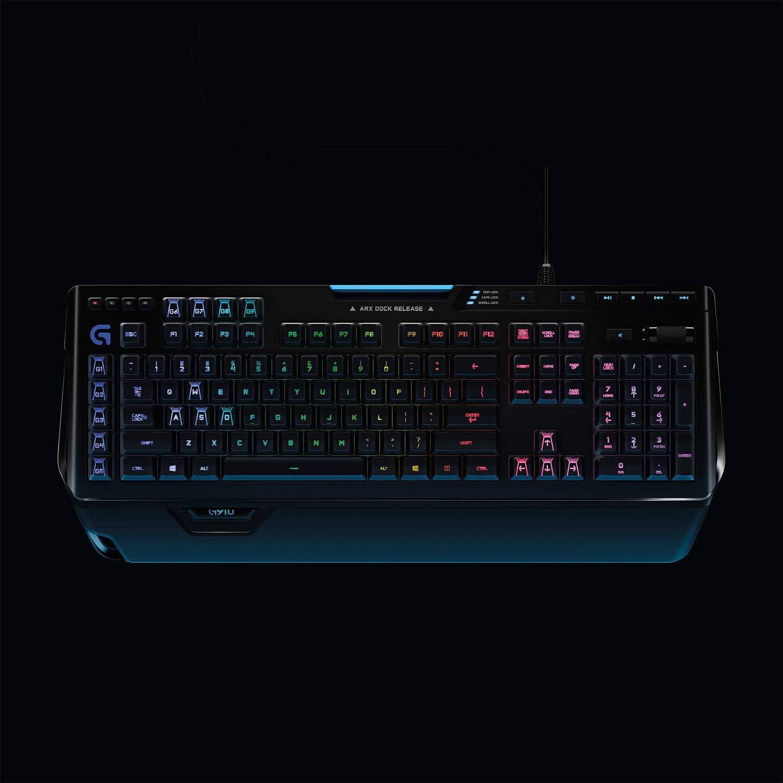 Amazon Prime - Logitech G910 Orion Spectrum mechanische Gaming-Tastatur für 99,09€