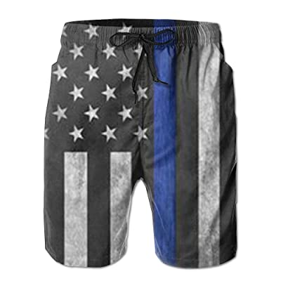 223c6900a8 BBAngle American Flag Mens Board Shorts Swim Trunks Men Tropical Basketball  Swim Board Shorts