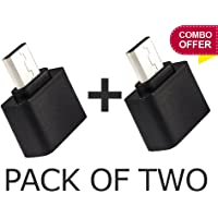 Generic Befire OTG Adaptor for Android Phones - Pack of 2