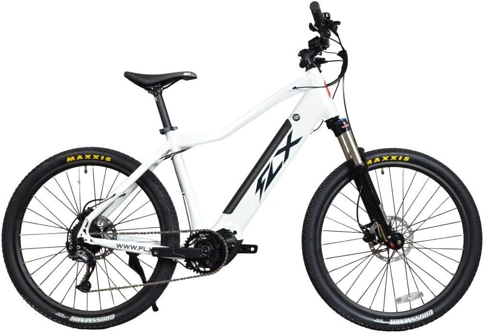 FLX Bike Trail: Bicicleta de montaña eléctrica para Adultos con ...