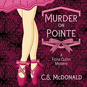 Murder on Pointe Audiobook