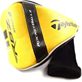 TaylorMade RBZ Rocketballz Stage 2 Black/Yellow Driver Headcover