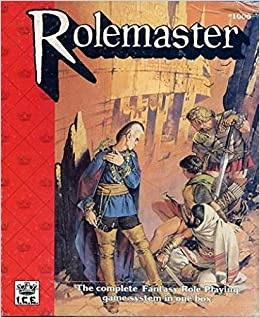 Rolemaster Character Law Pdf