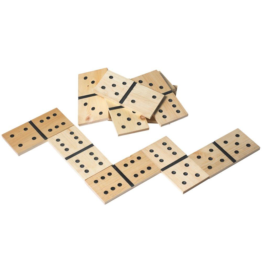 Belknap Hill Trading Post Giant Dominoes Backyard Game by Belknap Hill Trading Post (Image #5)