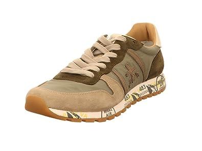 PREMIATA Herren Sneaker Eric Kahki grün 456998  Amazon.de  Schuhe ... 3da8f29d02