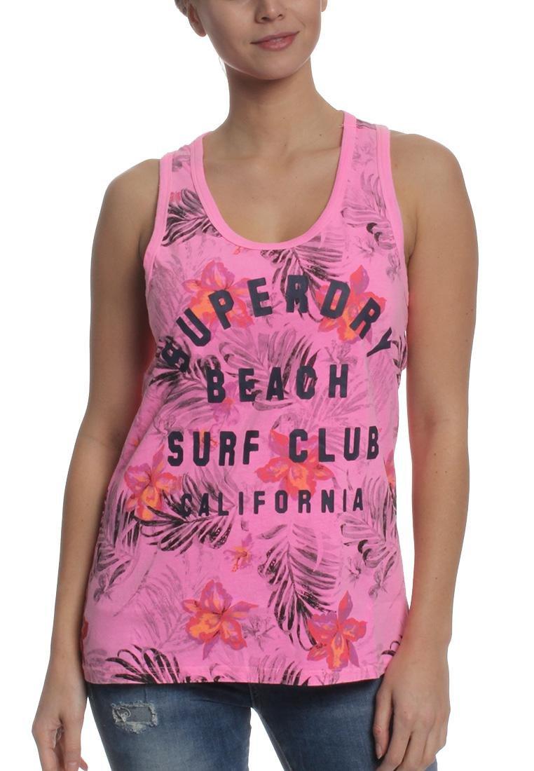 DEBARDEUR SUPERDRY SURF CLUB AOP OVERDYED