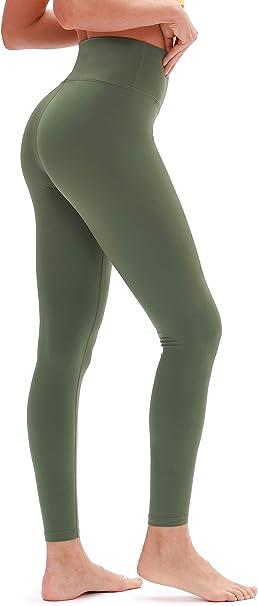 Amazon.com: icyzone - Leggings de entrenamiento para mujer ...