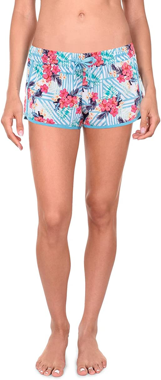 Tipsy Elves Women's Summer Beach Shorts - Short Board Shorts for Women