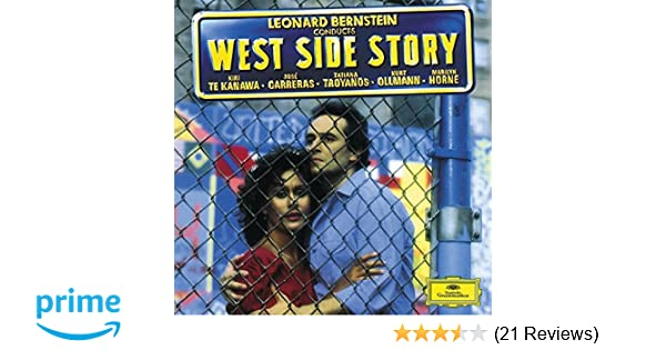 West Side Story: Highlights 1985 Studio Recording
