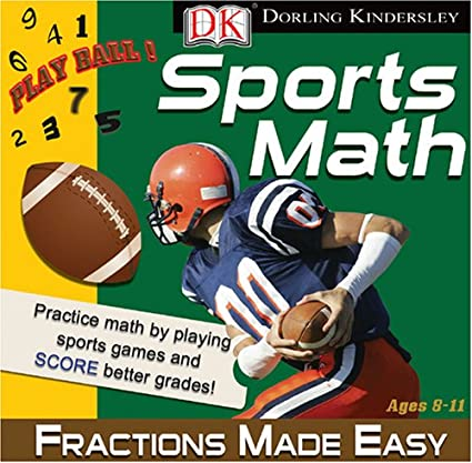 Amazon.com: DK Sports Math: Fractions Made Easy