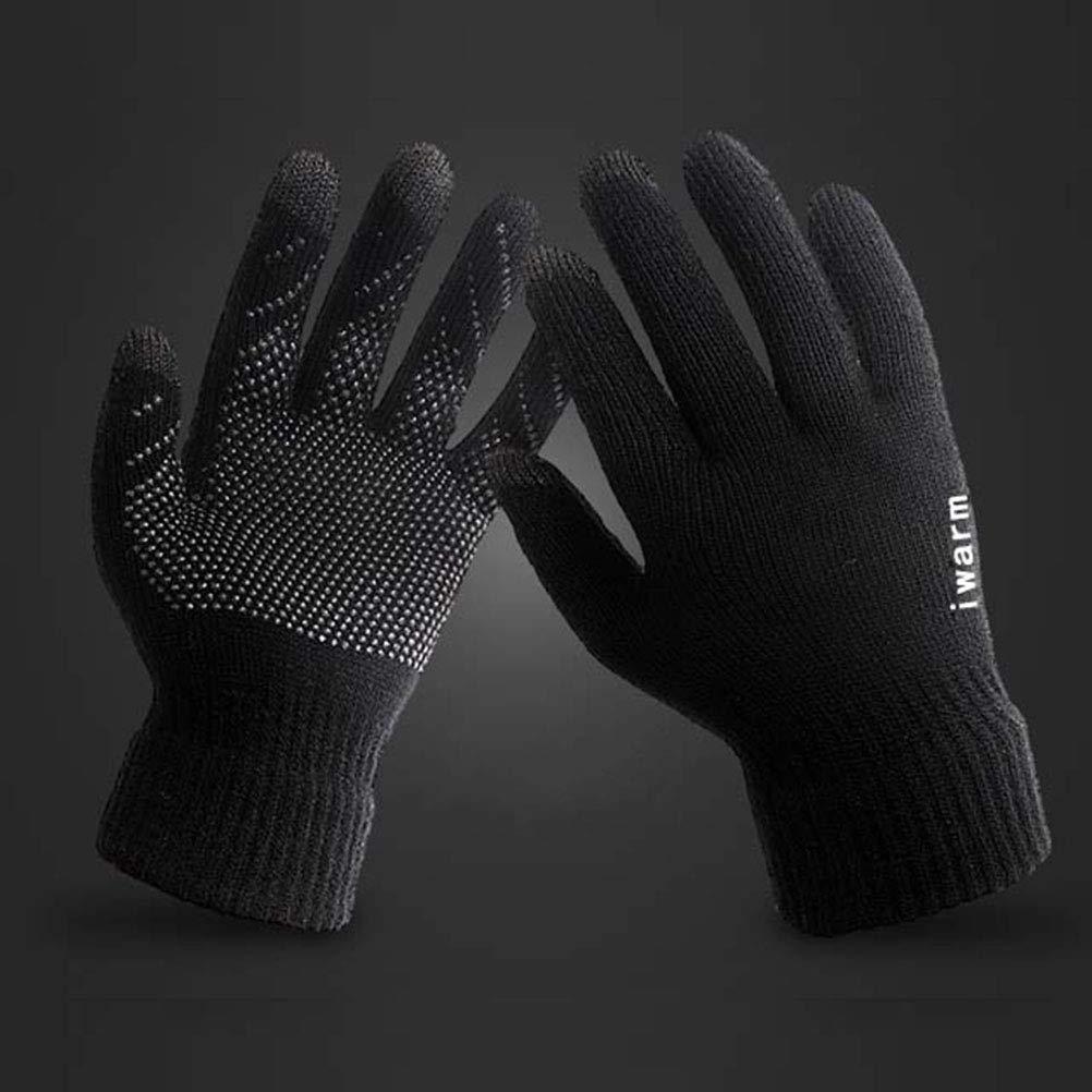 0c996278102228 Winter-warme gestrickte Outdoor-Sport-Radfahren-Handschuhe für Männer Frauen  Handschuhe & Fäustlinge VORCOOL Touchscreen-Handschuhe Accessoires