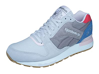 62789a0ad35 Reebok Classic GL 6000 Fleur Womens Sneakers Shoes-Taupe-8