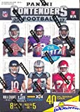 #9: 2017 Panini Contenders NFL Football EXCLUSIVE Factory Sealed Retail Box with AUTOGRAPH or MEMORABILIA Card! Look for Rookies & Autographs of Alvin Kamara, Deshaun Watson, Kareem Hunt & More! WOWZZER!