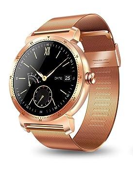 Smart Watch 1.3 Pulgadas IPS Pantalla Redonda Soporte Sport ...