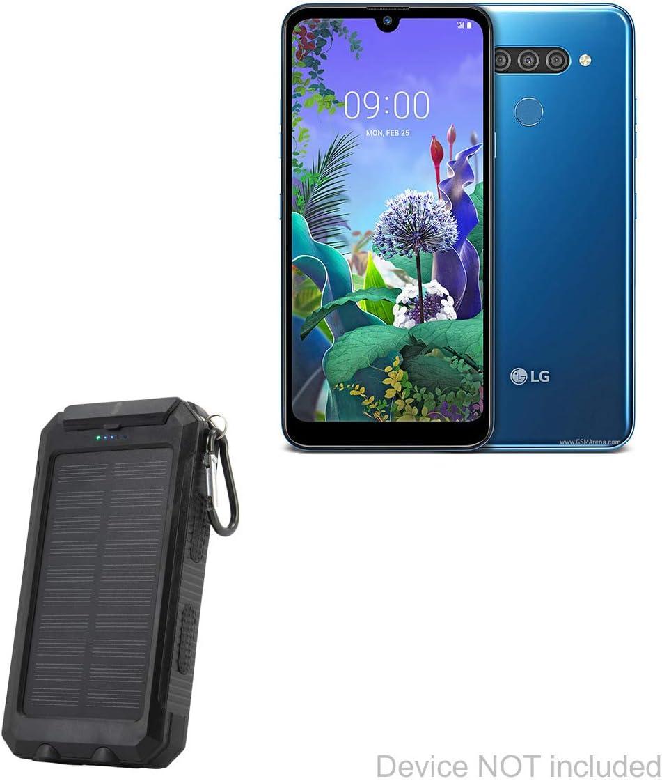 BoxWave - Batería para LG Q60 (5000 mAh), Color Negro: Amazon.es: Electrónica