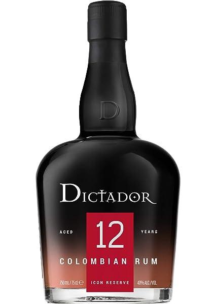Ron DICTADOR 20 AÑOS, 700 ml: Amazon.es: Alimentación y bebidas