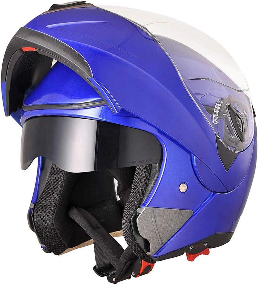 mejor casco de moto modular,Casco integral modular 1Storm Motorcycle,Casco integral modular ILM,1Storm Motorcycle Street Bike Casco modular de cara,Casco de moto modular AHR Full Face Flip Up, [2020] El mejor casco de moto modular, VENTOS
