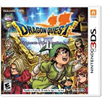 Dragon Quest VII Fragment of Forgoten Pass - Nintendo 3DS - Standard Edition