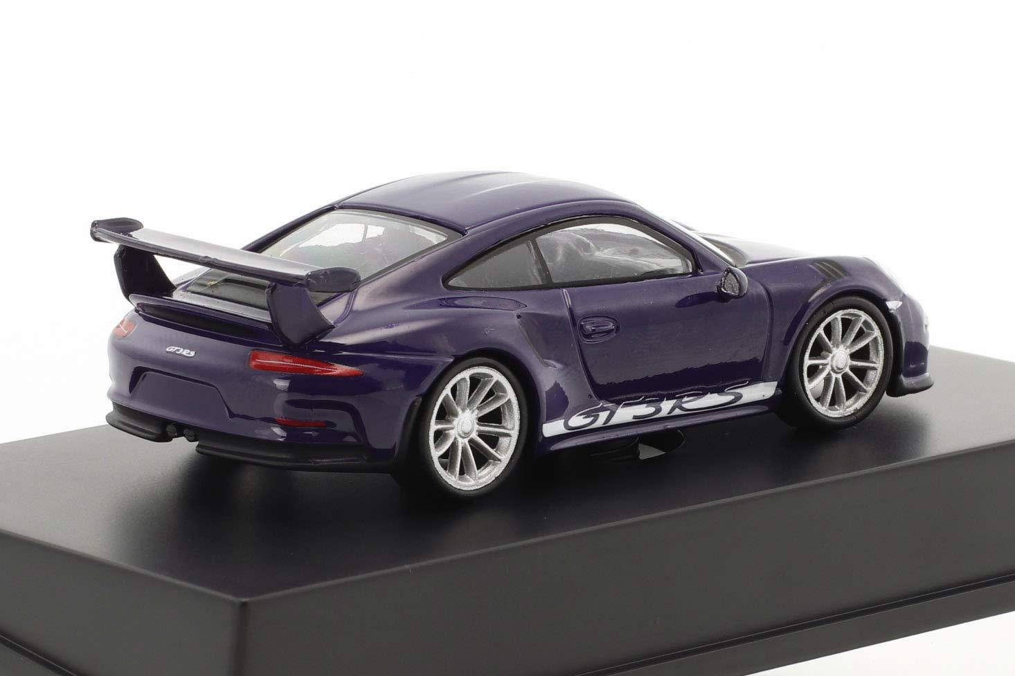 SPARK/ p/úrpura Ultra /2016/Coche de ferrocarril de Collection /Porsche 911/GT3/RS/ y072