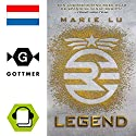 Legend (Legend 1) Audiobook by Marie Lu Narrated by Sjoerd Meijer, Fransje Broekema