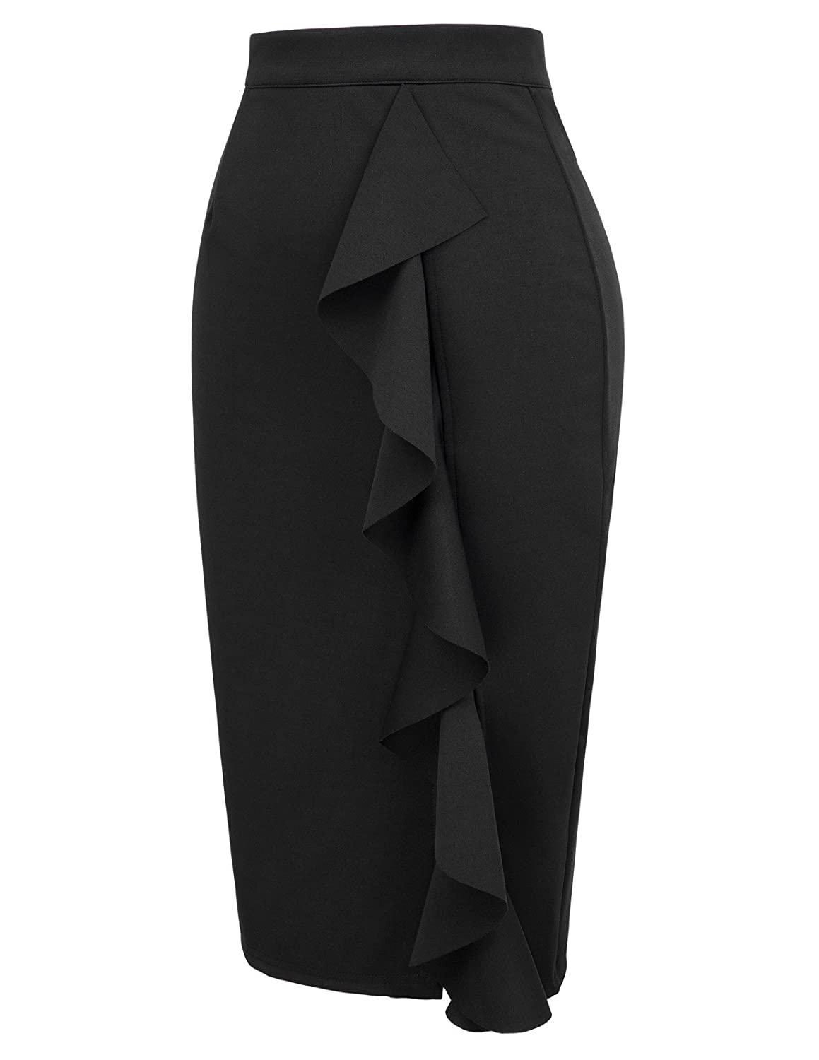 2019 year look- Length Knee business skirts