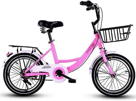 Great St. DGF Bicicletas para Niños 16 Pulgadas Niñas Ciclismo 3 ...