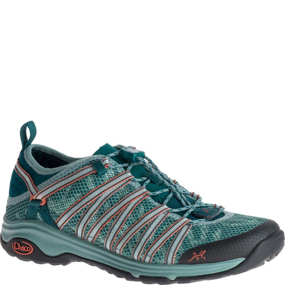 Chaco Women's Outcross Evo 1.5 Hiking Shoe B01H5NNNEY 6 B(M) US|Teal