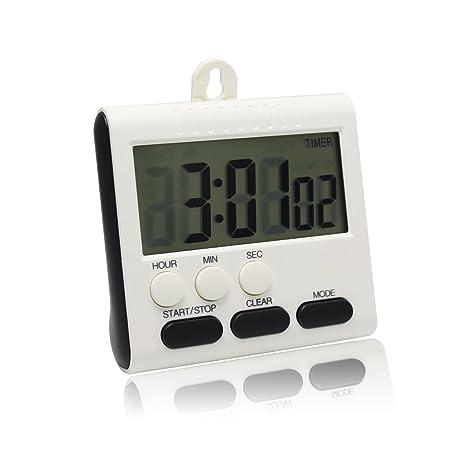 Timer da cucina, ZOETOUCH Timer da Cottura Digitale Magnetico ...