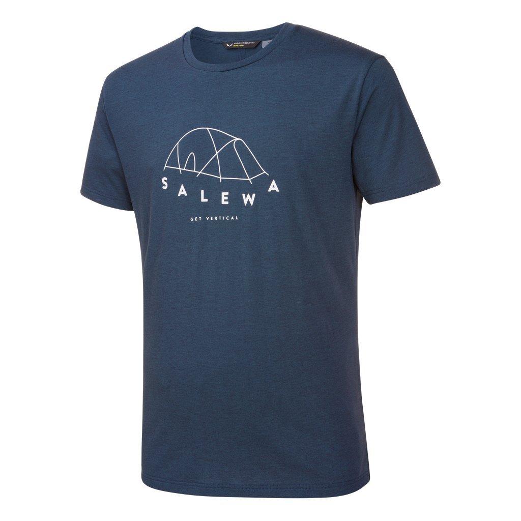 Salewa Herren Fanes Tent Dri-rel T-Shirt