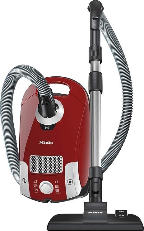 Miele Compact C1 EcoLine - SCAP3 550 W - Aspiradora (550 W, Aspiradora cilíndrica, Secar, Bolsa para el polvo, 3,5 L, Miele AirClean): Amazon.es: Hogar