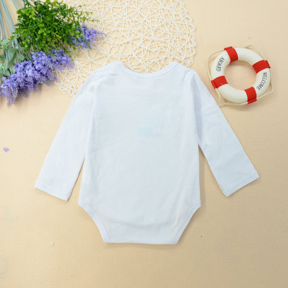 Quietcloud Fashion Baby Girls Long Sleeve Letter Romper Heart Pants Headband Hat Outfits