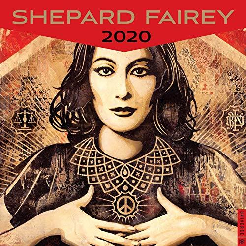 (Shepard Fairey 2020 Wall Calendar )