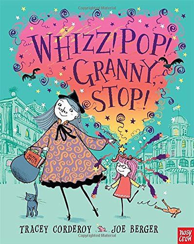 Whizz! Pop! Granny, Stop! (Funny Halloween Party Rhymes)