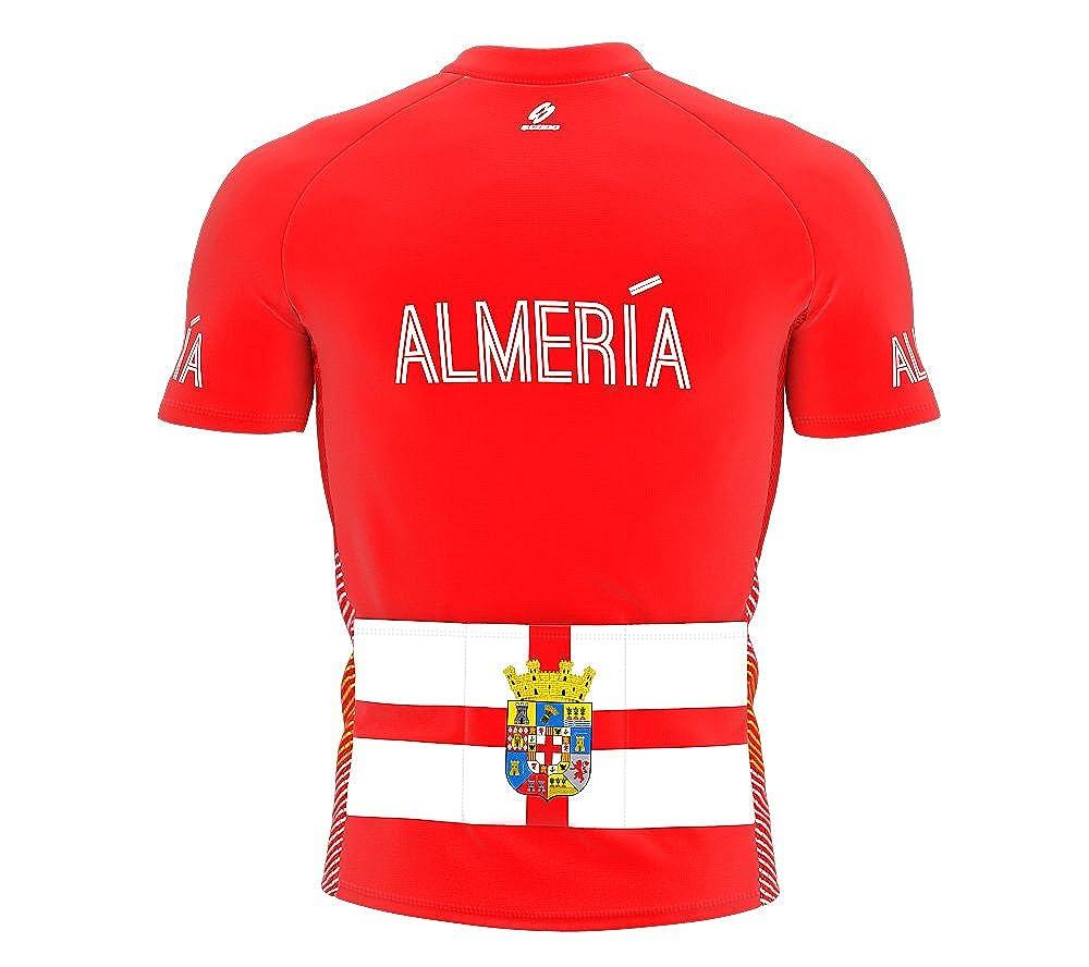 Amazon.com: ScudoPro Almería España Camiseta de manga corta ...