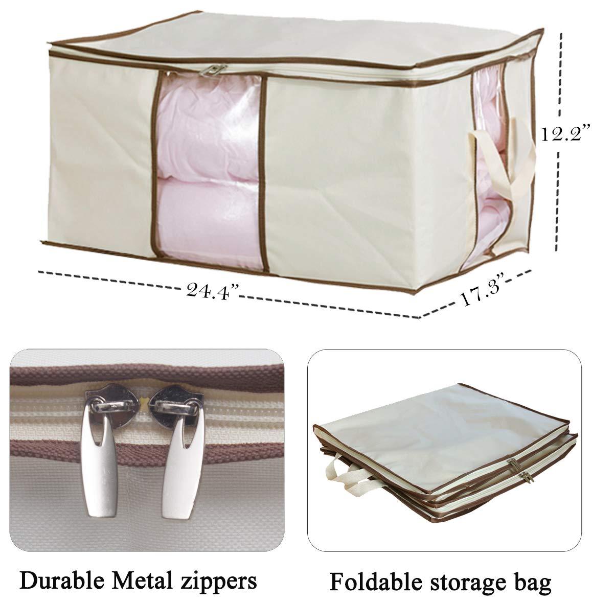 Amazon.com: Misslo con cierre bolsa de almacenamiento para ...