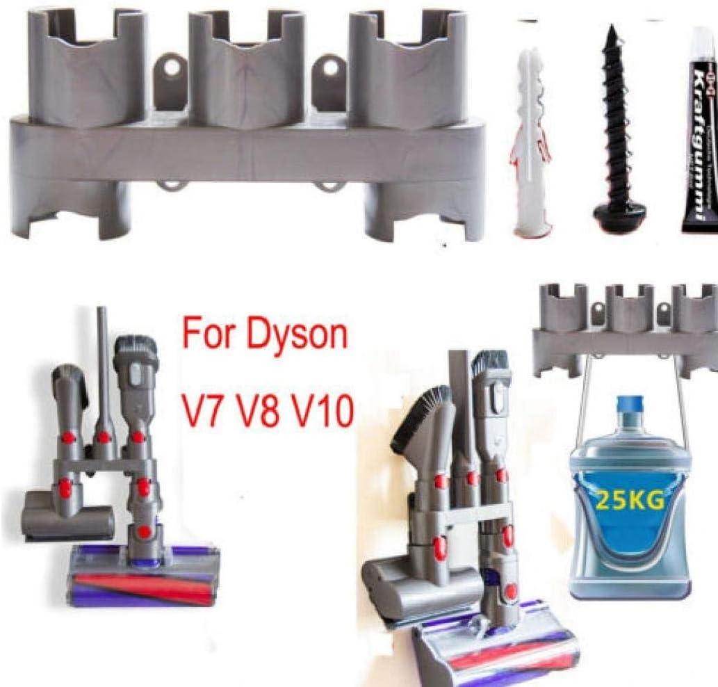 Adjunto del Sostenedor del Organizador BYFRI Reemplazo para Adjuntos Cleaner Vac/ío V7 Adaptador Convertidor Set De V11 V10 Un Soporte De Pared V8