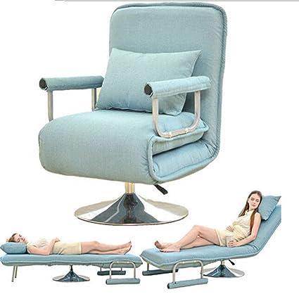 Amazon.com: GOBEAUTY Multifunction Office Chair Nap Folding ...