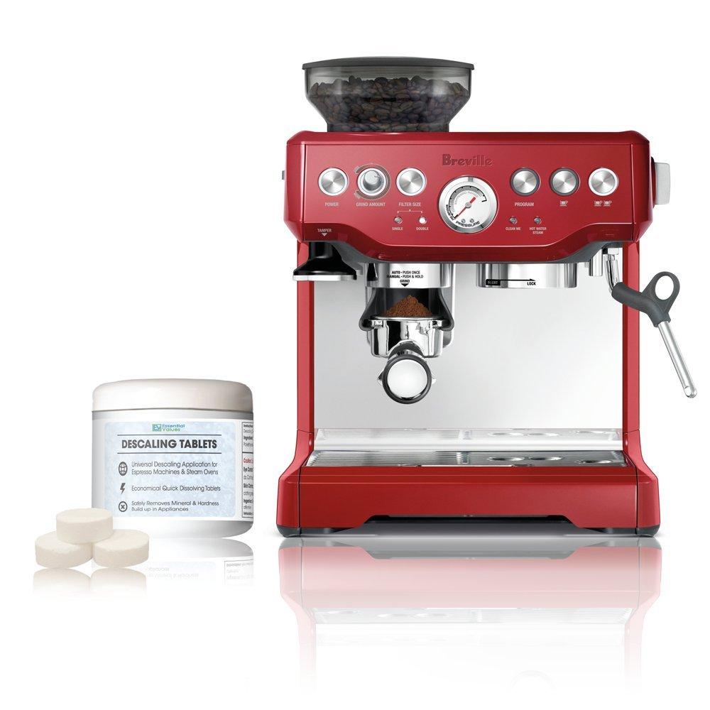 Essential Values Desincrustantes para Máquinas de Espresso, Jura, Miele, Bosch, Tassimo y hornos de vapor de Miele - 6 usos Paquete de 12 Blanco: Amazon.es: ...