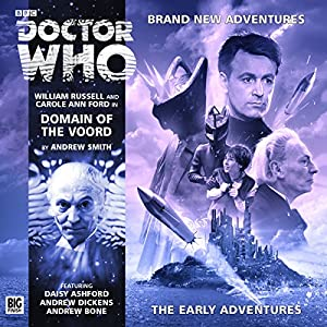 Doctor Who - Domain of the Voord Radio/TV Program