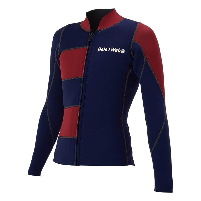 変換する死望ましいウェットスーツ 子ども用 2.5mm フルスーツ 長袖 マリンスポーツ ダイビングスーツ